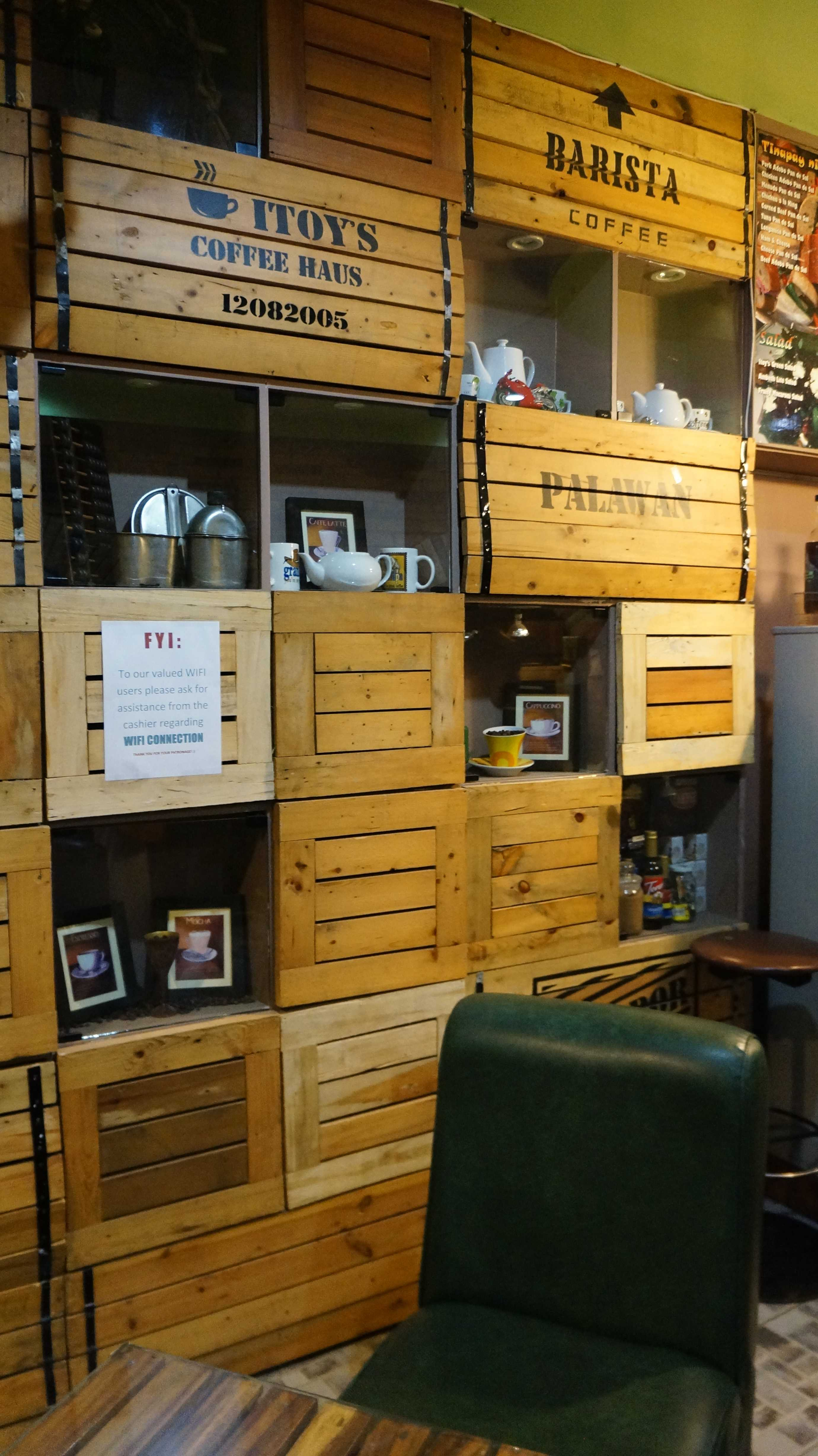 Design Inspirations From Palawan Stenciled Wooden Crates